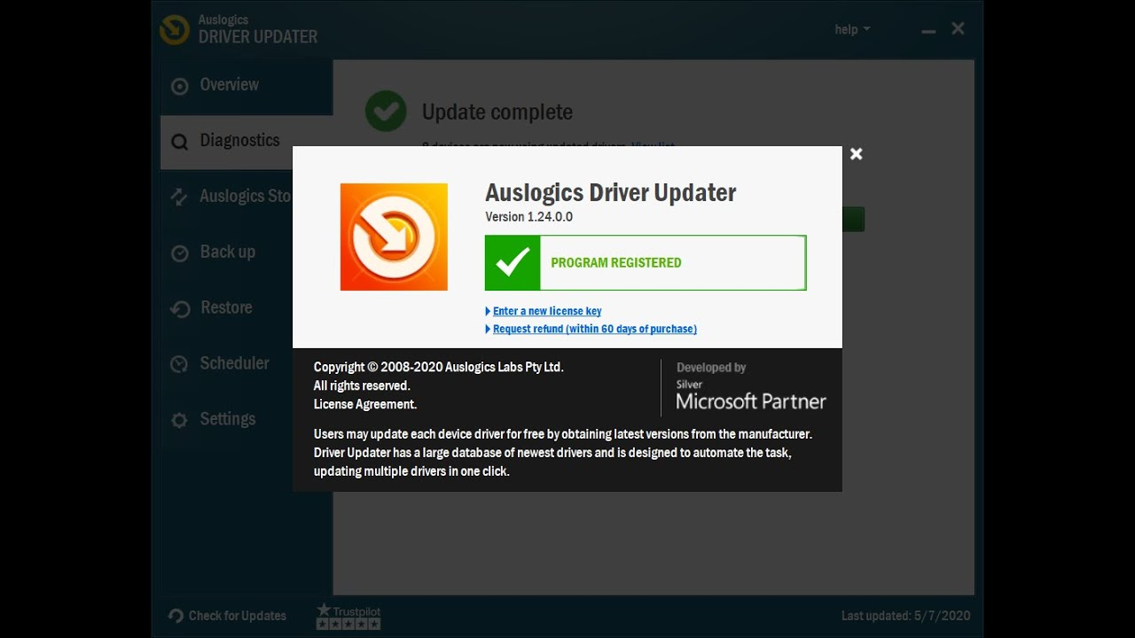 auslogics driver updater - Ease to use